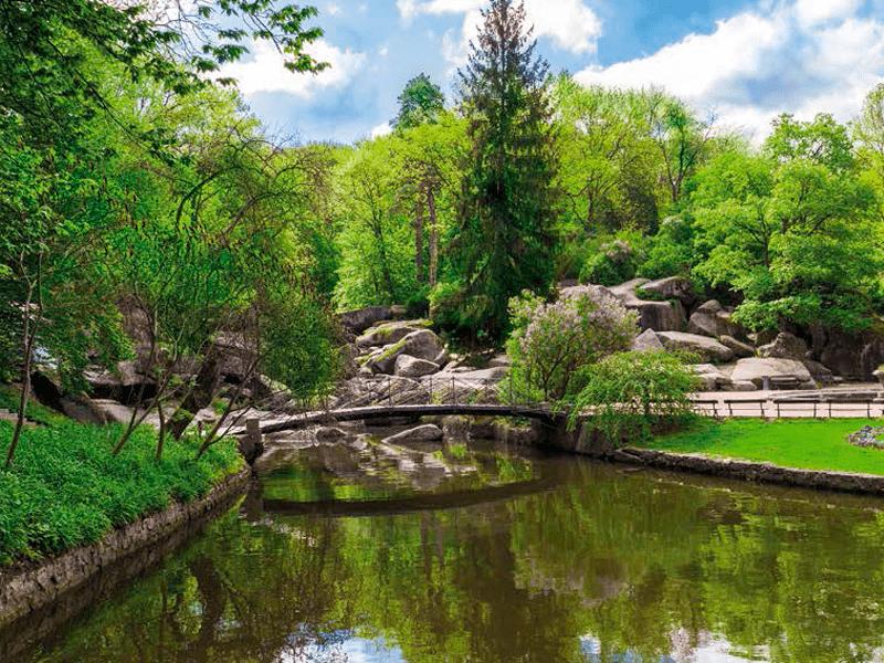 Парк «Софіївка» - Reikartz Blog